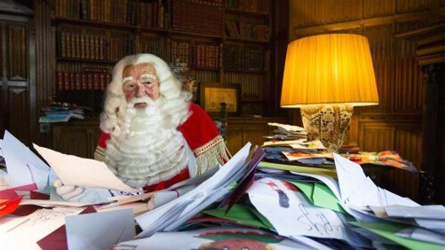 Brieven aan Sinterklaas