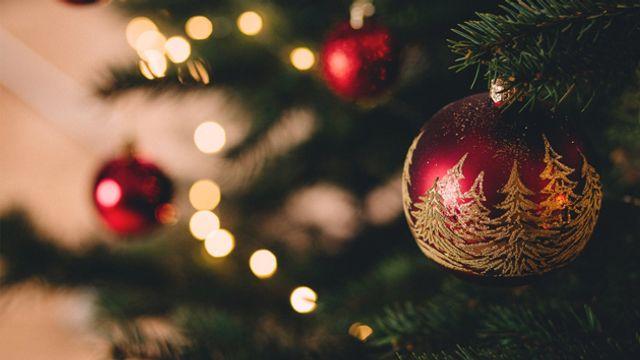 Gedicht: De kerstboom