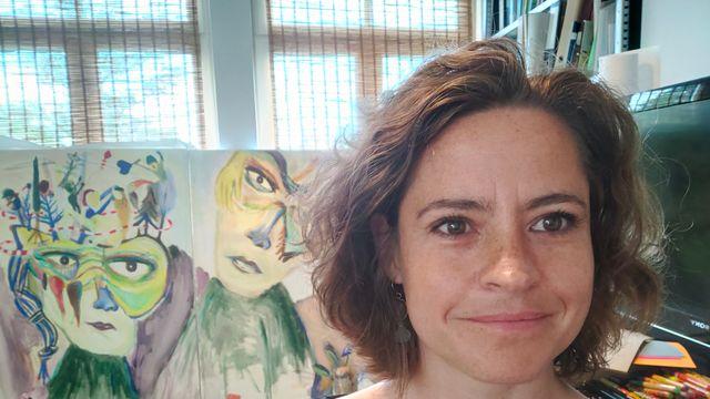 Opium Atelier: Sarah Jonker - Dag 3