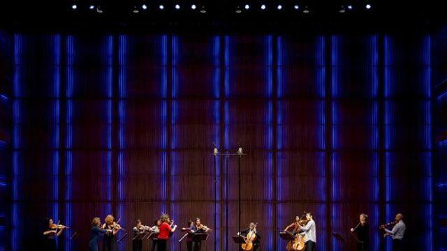 Amsterdam Sinfonietta presenteert: Spiegel im Spiegel
