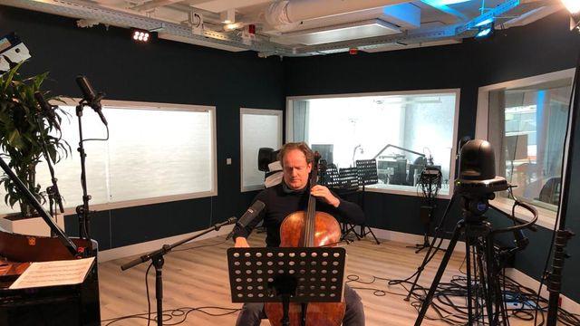 Spezl - Strauss Cello Sonate - Live @ De Klassieken - 9-2-2021