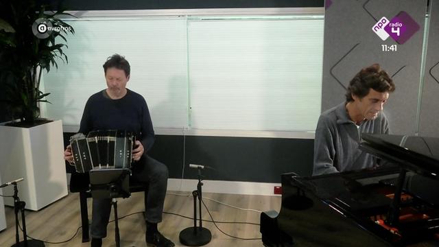 Live @ De Klassieken - Carel Kraayenhof & Juan Pablo Dobal - Mata de Paz & Mi Lina Compinche