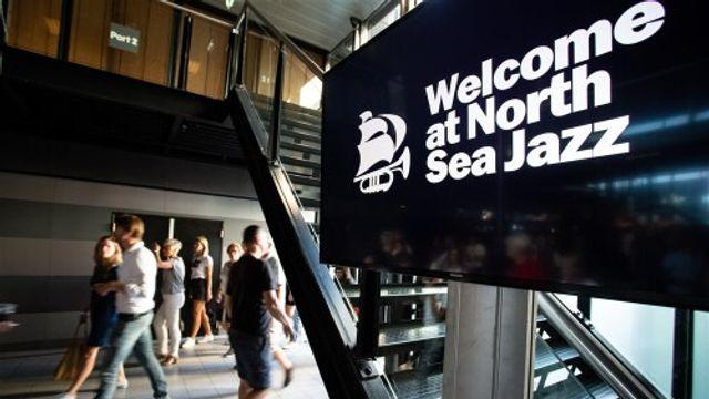 North Sea Jazz barst los