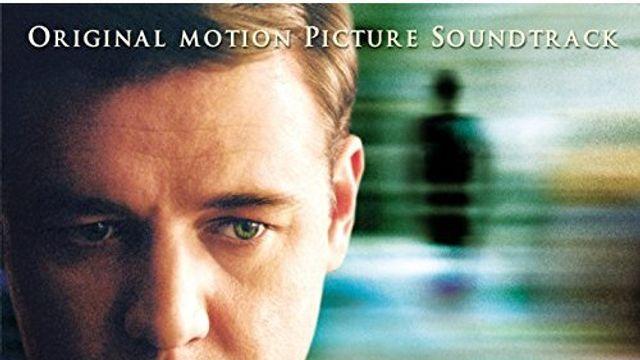 De Grensganger/film: A beautiful mind van James Horner