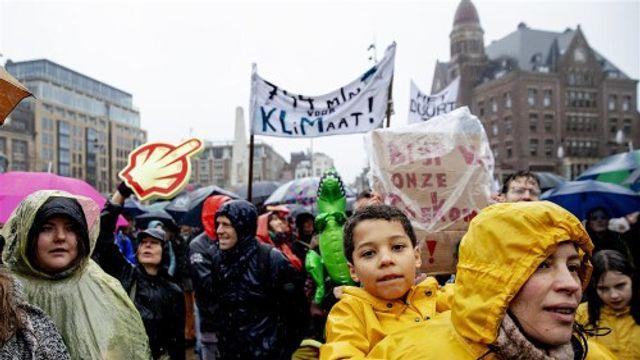 Bekendmaking doorrekeningen van het klimaatakkoord