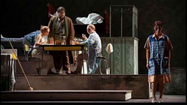 Rossini - La Cenerentola Introduzione