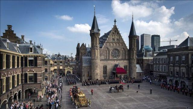 Debat Tweede Kamer over renovatie van het Binnenhof