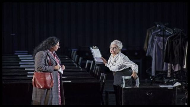 'Voi lo sapete, o mama' Anita Rachvelishvili - Elena Zilio