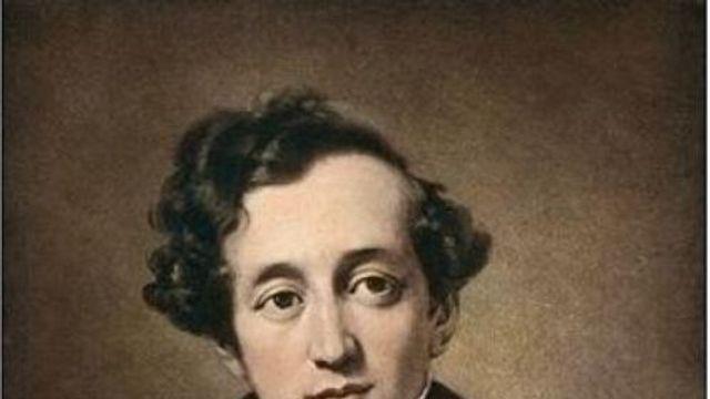 """Felix Mendelssohn - Paulus, op.36 ; deel I - aria, """"Jerusalem! Die du tötest die Propheten"""""""