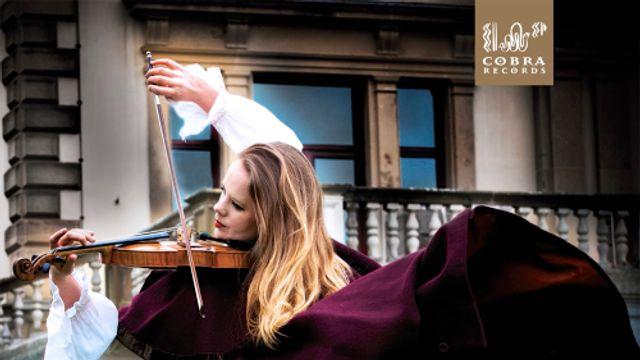 Hollandsche Nieuwe! Lisa Jacobs speelt de Caprices van Paganini