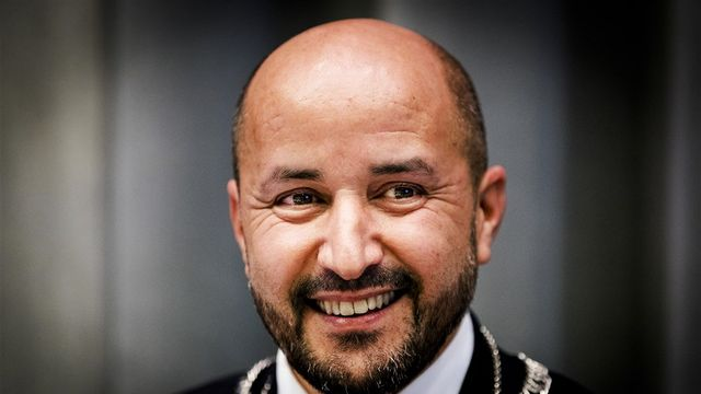 Ontbijtgast Ahmed Marcouch