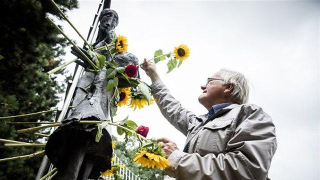 Indië-herdenking in Den Haag