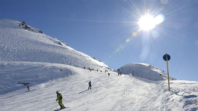 Wintersport in coronatijd - Zwitserland
