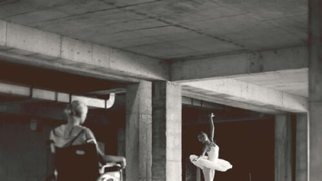De Grensganger/film: Elle dort van Francis Cabrel