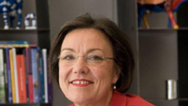 Ontbijtgast Gerdi Verbeet