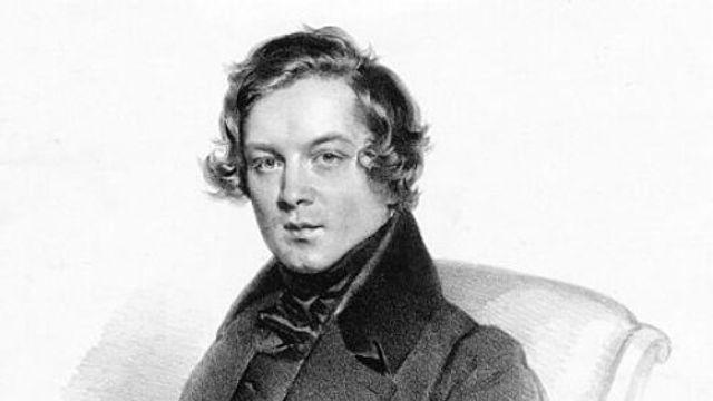 """Robert Schumann - Myrthen, op.25 - nr.1, """"Widmung"""""""