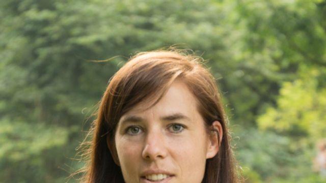Eva Meijer uit Het vogelhuis