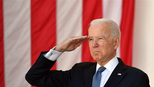 President Biden komt naar Europa