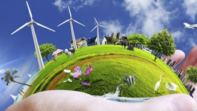 Duurzame toekomst na Corona