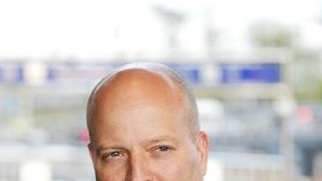 Ontbijtgast Lars Boering