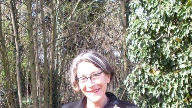 Gedicht: Het vuur aan de schenen, van Anneke Brassinga