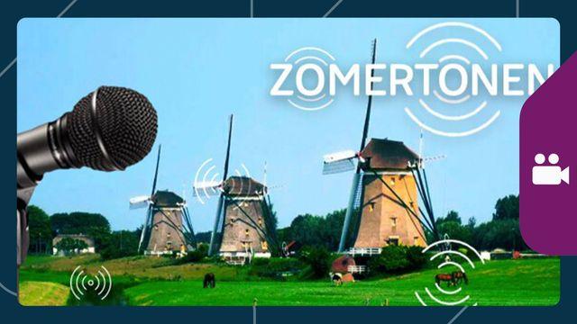 Zomertonen uit West-Nederland