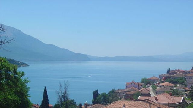 Groetjes uit...Macedonië
