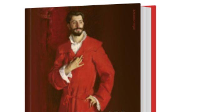 Opium was erbij! Boek: De man in de rode mantel