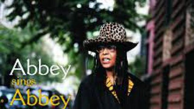 De grensganger/pop: Abbey Lincoln, Throw it away