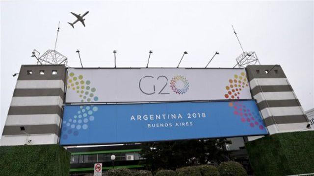 In Buenos Aires begint de G20