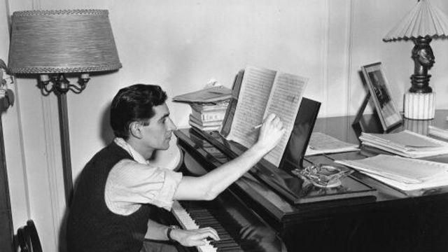 Leonard - Bernstein- I hate Music - My name is Barbara