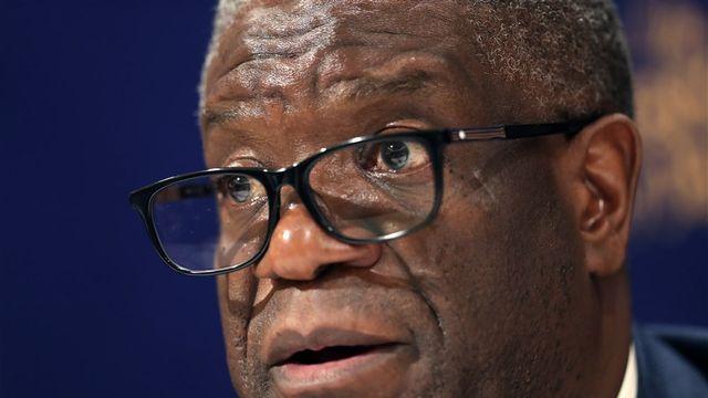 Stichting Vluchteling voert actie voor bedreigde activist Mukwege