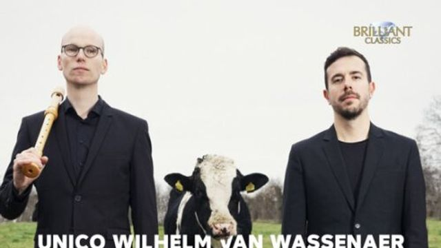 Opium was erbij! Cd: Van Wassenaer and the recorder in the low coutries