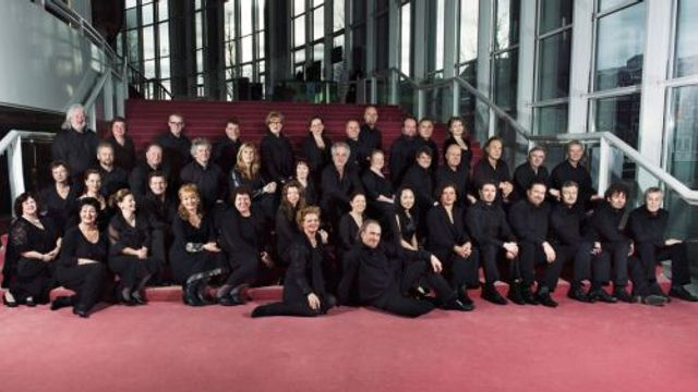 Leoncavallo - Pagliacci: koor