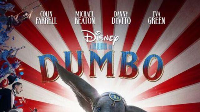 Opium was erbij! Film: Dumbo