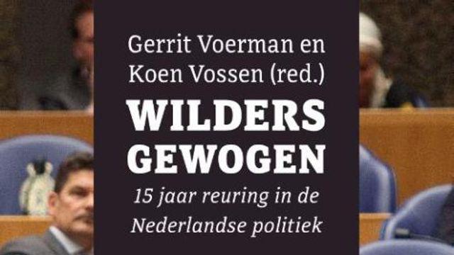 Gerrit Voerman presenteert politieke bundel 'Wilders gewogen'
