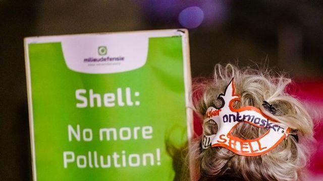 Milieudefensie sleept Shell voor de rechter