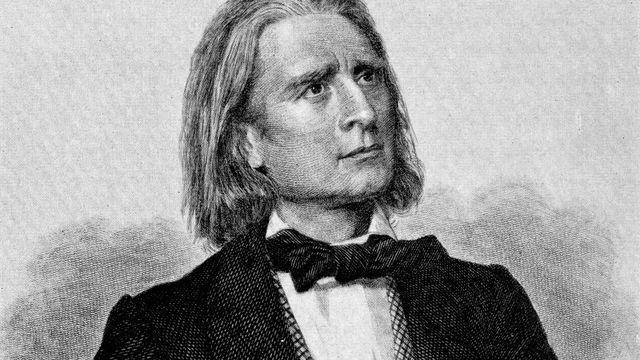 Brief aan Liszt, van Camiel Boomsma