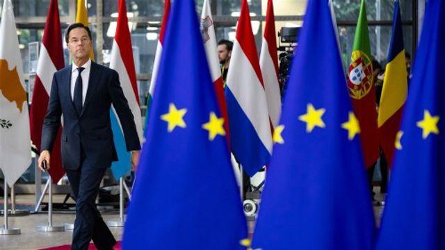 Europese leiders steggelen over begroting