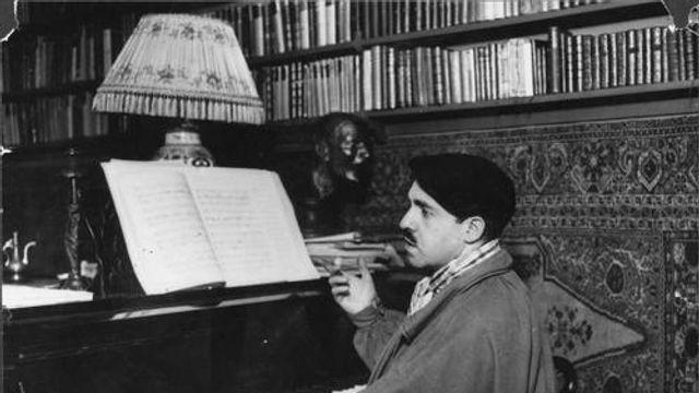 Liedcyclus: Etudes latines van Reynaldo Hahn, nr. 1 'Lydie'