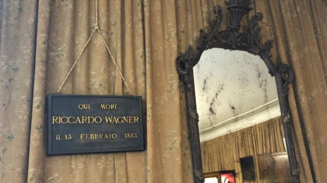 De Lokroep van Venetië: Wagner, Liebe und Tragik in Palazzo Vendramin Calergi (afl. 9)
