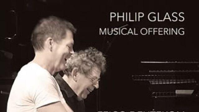 Hollandsche Nieuwe! Musical Offering van Philip Glass, door Feico Deutekom/1