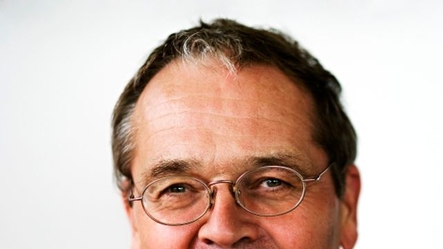 Ontbijtgast Alex Brenninkmeijer