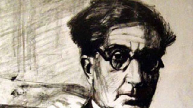 Gedicht: Een oude man, van Konstantinos Kavafis