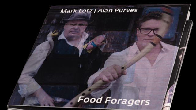 De Grensganger: Mark Lotz & Alan Purves