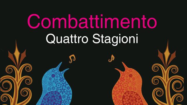 Muziek van de nieuwe CD 'Quattro Stagioni' en interview over die CD met Pieter Dirksen