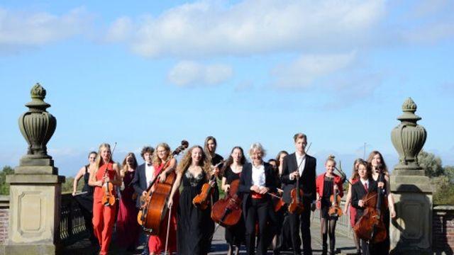 Hollandsche Nieuwe! Het Britten Jeugd Strijkorkest speelt Weinberg