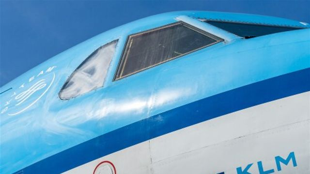 Topoverleg over Air France-KLM in Parijs