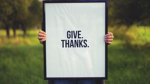 Thanksgiving Day: voor wie of wat ben jij dankbaar?