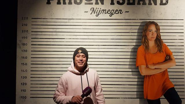 Reporter Marvin bezocht Prison Island!